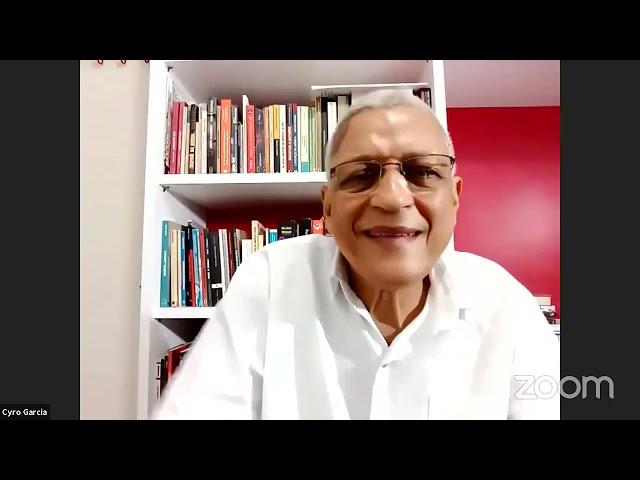 Cyro Garcia na plenária do Polo Socialista e Revolucionário