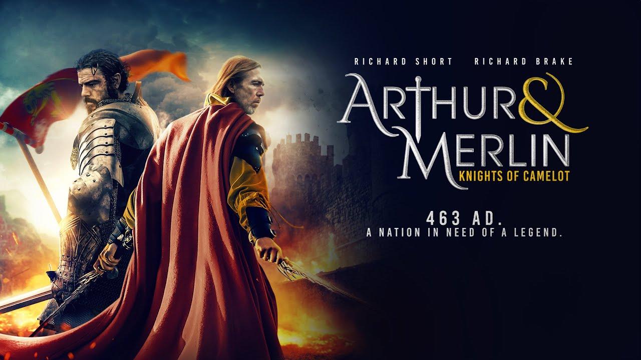 فيلم Arthur & Merlin: Knights of Camelot 2020 مترجم
