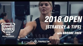 The 2018 CrossFit Open Workout 18.1 -- Tips, Strategy and Tricks featuring Brooke Ence standards