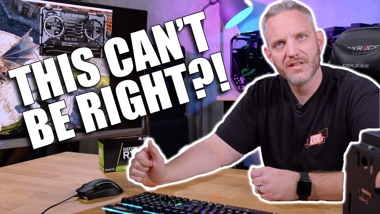 Download RTX 3060 Overclocking is surprisingly good!