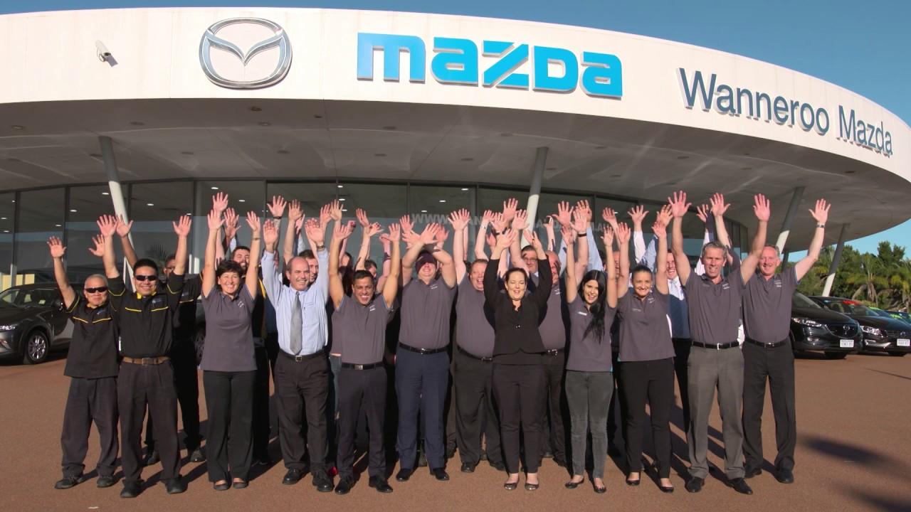 Wanneroo Mazda TV Ad - YouTube