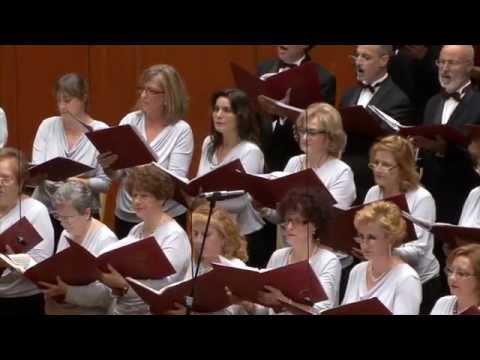 """Gloria - 12.""""Cum Sancto"""" Antonio Vivaldi"""