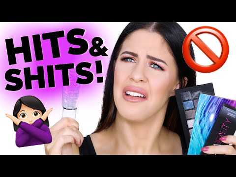 NOVEMBER HITS & SH*TS! MAKEUP FAVORITES & DISAPPOINTMENTS!!