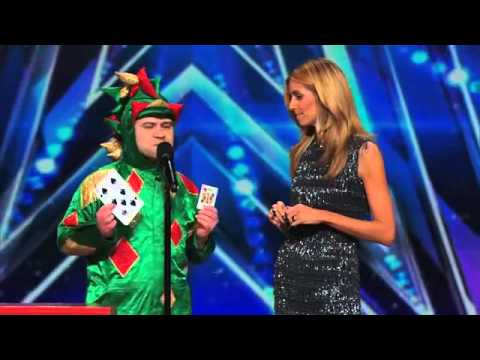 Piff the Magic Dragon - Audition (Americas Got Talent 2015 ...
