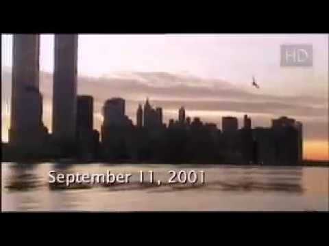Osama bin ladin's attack to America twin tower recorded by s.K..........