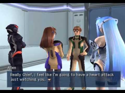 PS2 Longplay [053] Xenosaga Episode I: Der Wille zur Macht (part 03 of 17)