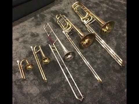 The Trombone Family