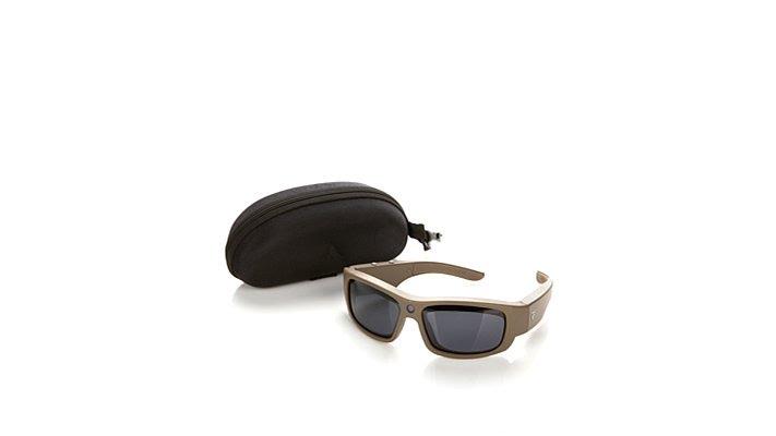 8f2c44d4443 GoVision Full HD Camcorder Sunglasses w/Case 8GB Card - YouTube