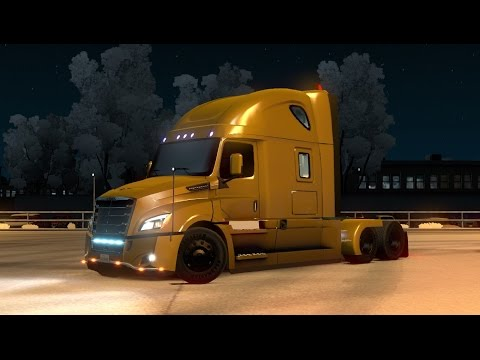 Mod Review: 2018 Freightliner Cascadia by Conbar