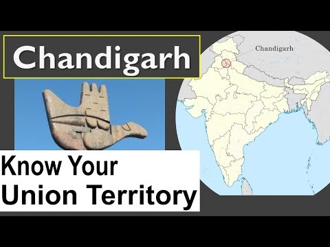 Chandigarh GK | Information about Chandigarh UT | GK for Competitive exams