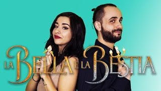La Bella e La Bestia MEDLEY - Luna & Alberto Pagnotta || Beauty and The Beast Cover