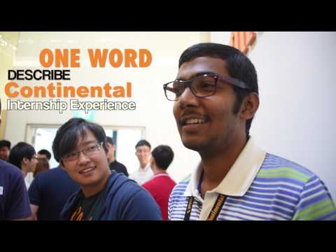 Continental: Internship @ Continental