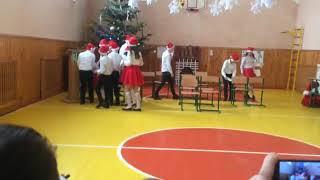 Урок на Новий Год в школе