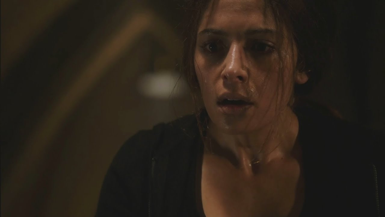 Person of Interest - Shaw shoots Greer (5x04)