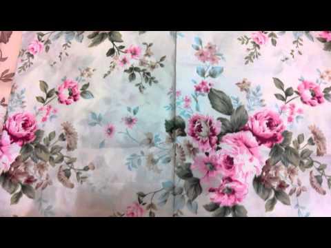 Покупки для дома - текстиль, шторы и д.р. (РЫНОК Садовод, АШАН)