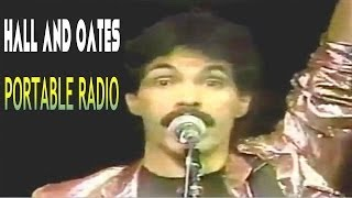 Hall and Oates | Portable Radio (Music Video) | Yacht Rock Music