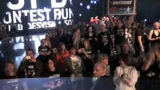 Marteria - Backstage beim Bundesvision Song Contest 2009