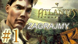 Zagrajmy: Atlantis Evolution - #1 - Sztorm i UFO