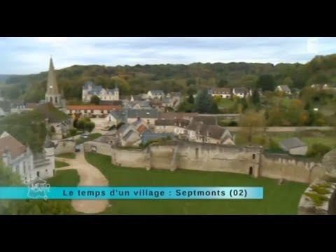 Reportage région : direction le village de Septmonts