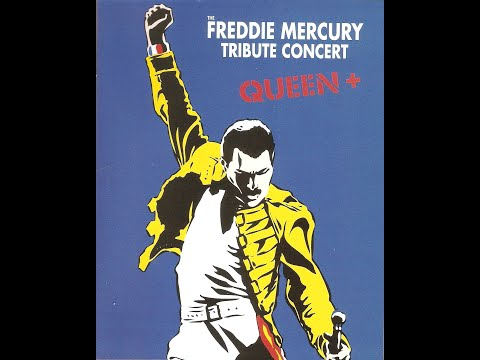 The Freddie Mercury Tribute Concert (Complete)