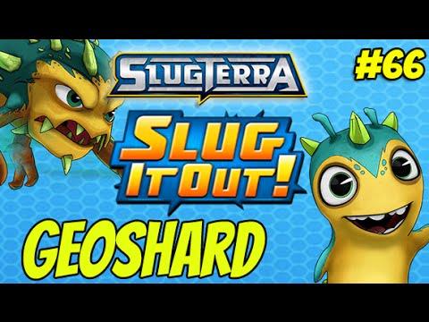 Slugterra Slug it Out! #66 Geoshard | Crystalizer Slug !