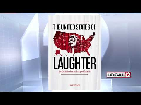 Book details local man's trip to all 50 states with humor