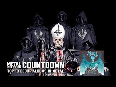 9. GHOST Opus Eponymous - Top 10 Debut Albums In Metal | Metal Injection
