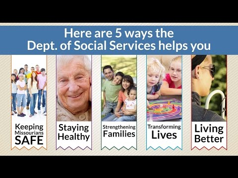 5 ways the Missouri Department of Social Services helps you