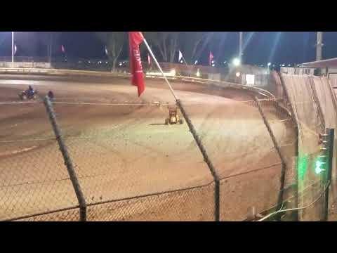 Lemoore Raceway Heat Race 1 10/14/17