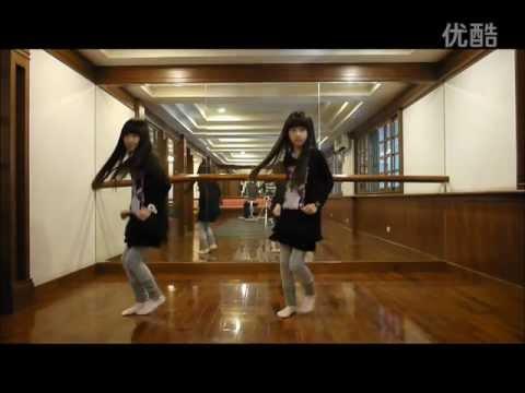 Sandy&Mandy新舞蹈 T-ara Lovey Dovey