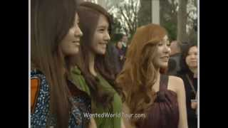 [UK London Tiffany Yoona Seohyun GG SNSD] Burberry Prorsum Womenswear AutumnWinter 2012 Show