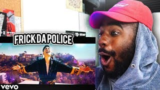 RiceGum - Frick Da Police (Official Music Video) REACTION