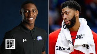 Download Lakers and Knicks emerge as top names in Anthony Davis trade scenarios | Get Up! Mp3 and Videos