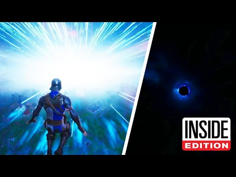 The Morning Madhouse - Fortnite Fans in Shock After Black Hole Event