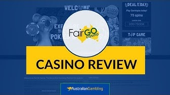 Our experts review FairGO Casino | Australian Gambling Review 🇦🇺