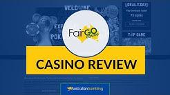 Our experts review FairGO Casino | Australian Gambling Review 🇦🇺