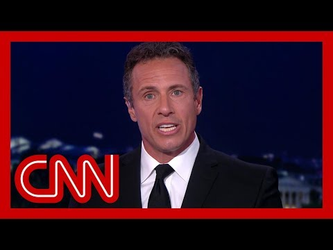 Chris Cuomo: Trump gave Dems 2020 ammo in his victory lap
