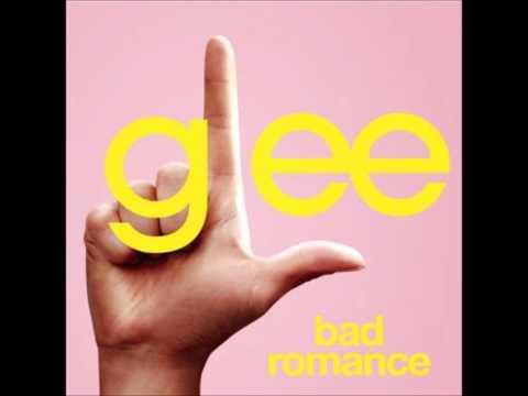 Glee Bad Romance