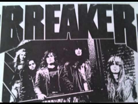 BREAKER (Ohio) - Soul Burning Down - Flash's, Cleveland OH 3-6-91