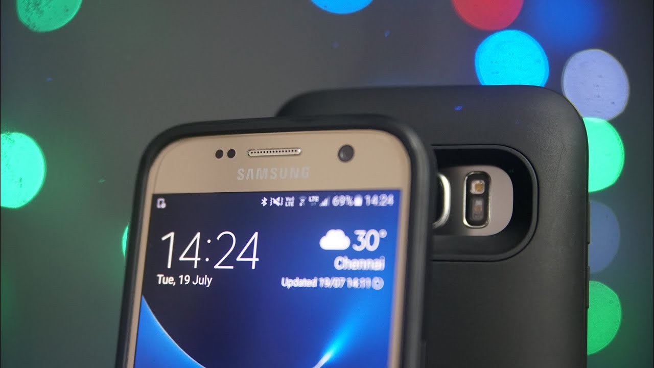 purchase cheap 7be2a 0d998 Galaxy S7 & S7 Edge - Mophie Juice Pack (w/ Wireless Charging) Review