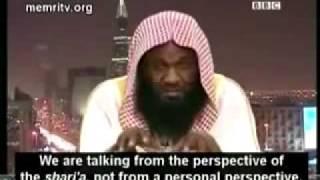 Sheikh Adil al Kalbani, Imam of Masjid Al Haram, is interviewed on BBC & Al 'Arabiyyah
