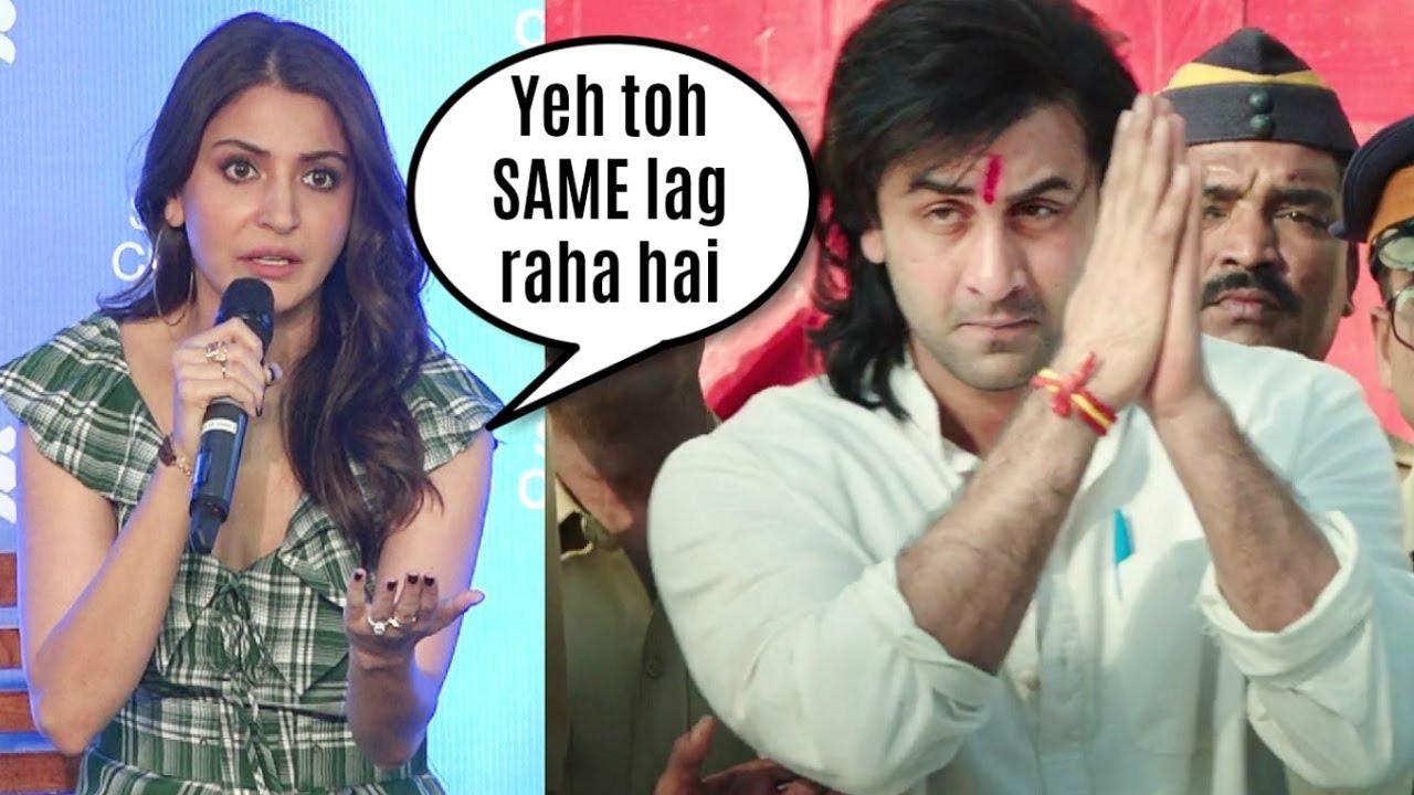 Image result for anushka sharma sanju