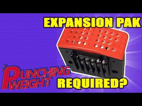 Secrets of the N64 Expansion Pak (Ft. Matt McMuscles) | Punching Weight [SSFF]