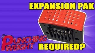 Secrets of the N64 Expansion Pak (Ft. Matt McMuscles) | Punching Weight [SSFF] thumbnail