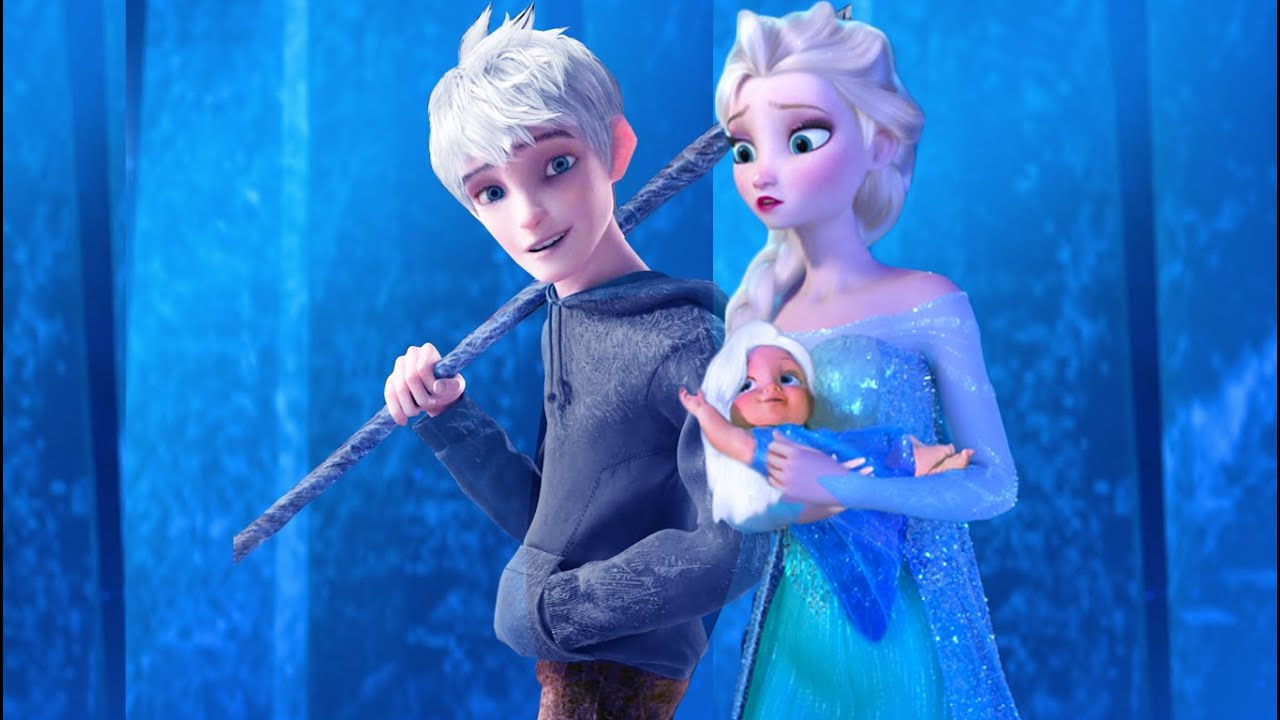 Elsa And Jack Love Baby Birth - Frozen Games | Play-Games.com