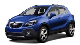 Замена лобового стекла на Opel Mokka в Казани.