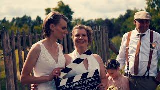 SANNE&LOUISE THE WEDDING MOVIE