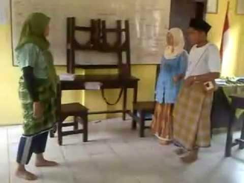 Praktek Drama B inggris : Timun Mas