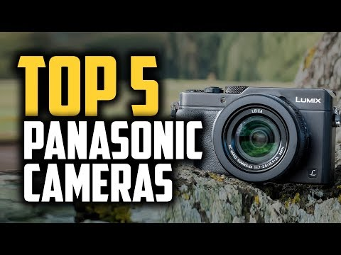 Best Panasonic Cameras In 2019 [For Photography & Vlogging]