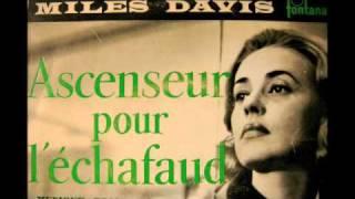 Ascenseur pour L'echafaud Miles Davis Side 1